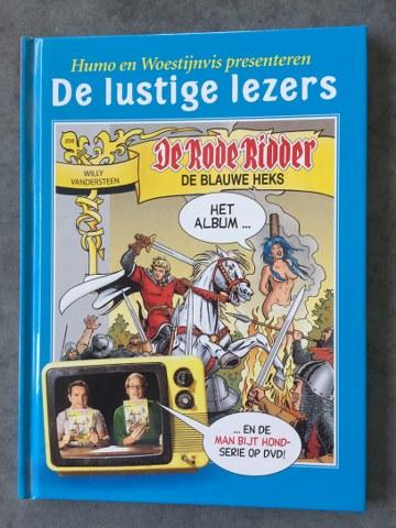 Rode Ridder De lustige Lezers met CD
