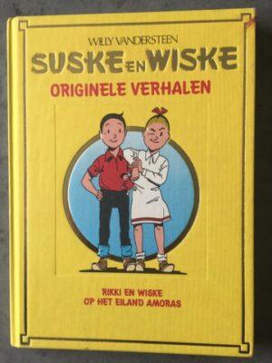 Lecturama Geel Rikki en Wiske